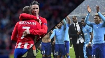 «Марсель» – «Атлетико»: букмекери визначились із фаворитом фіналу Ліги Європи 2017/18