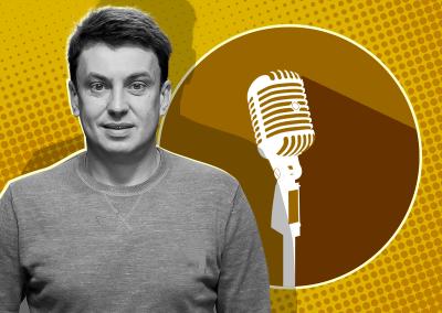 Ігор Циганик: «Я страшенно злюся, коли мене називають телеведучим чи коментатором»