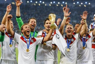 Німеччина: перша команда планети