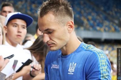 Євген Макаренко: «Мені комфортно в «Андерлехті. Щасливий бути тут»