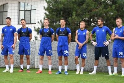 Александр Тымчик: «Рад, что вернулся в «Динамо». Осталось закрепиться, проявить себя»