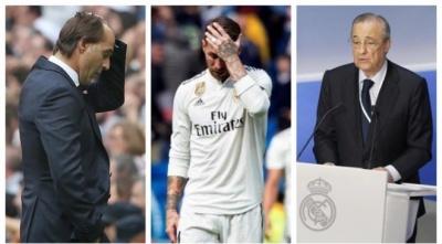 Чому «Реал» не звільняє Лопетегі, хоча переживає одну з найчорніших серій в історії – Перес знайшов несподіваний варіант