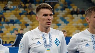 ЗМІ: «Динамо» відмовилося віддавати Сидорчука в оренду в «Фенербахче»