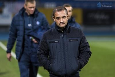 Роман Санжар: «Думаю, у «Динамо» все может получиться»