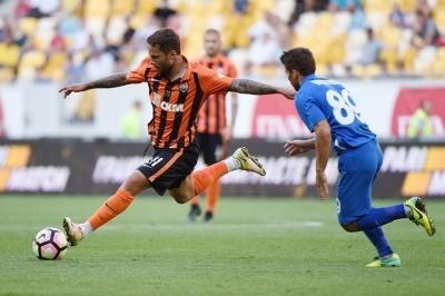«Шахтар» перемагає «Дніпро» у півфіналі Кубка України