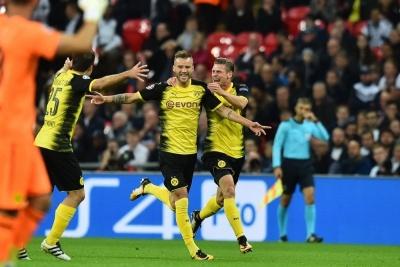 Ярмоленко потрапив у топ-5 кращих атакуючих гравців Бундесліги