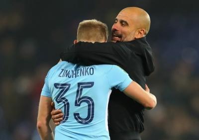 Чи буде Зінченко у складі «Манчестер Сіті» на наступний сезон?