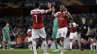 «Арсенал» - «Ворскла»: огляд англійських ЗМІ