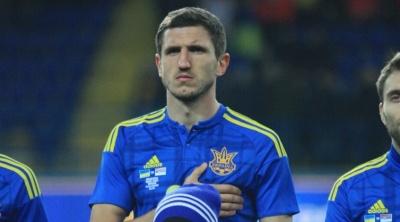 Захисник збірної України вилетів на два місяці