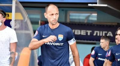 Капітан «Маріуполя» покинув клуб – він провів у команді 10 сезонів