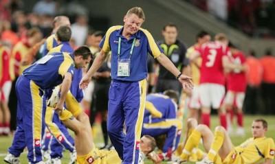 Про відбір до ЧС-2006, «Уемблі» і харківський «Металіст». Олег Блохін назвав топ-5 матчів у кар'єрі