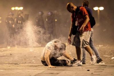 Сутички з поліцією та загиблі. Як у Франції відзначили перемогу на ЧС-2018