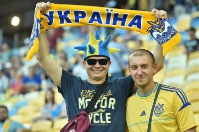 Десятая виктория сборной Украины на фартовой арене