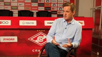 Экс-тренер «Спартака»: «Рианчо изначально не выглядел верным соратником Карреры»