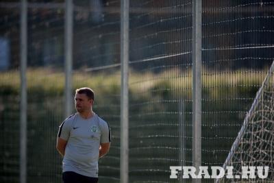 «Ференцварош» Реброва переміг у третьому тренувальному матчі поспіль