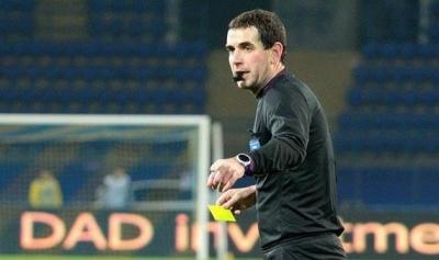 УАФ дискваліфікувала шістьох арбітрів та одного футболіста за участь у договірних матчах