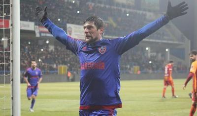 Гол Селезньова допомагає «Карабюкспору» перемогти «Галатасарай»