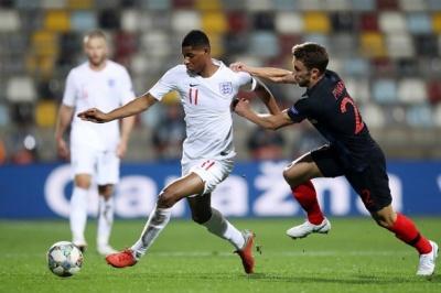 Піварич — найкращий польовий гравець у матчі проти Англії