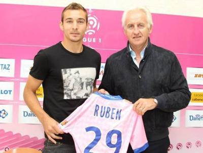 Рубен потрібен «Евіану», а Ескобар повернеться до Києва