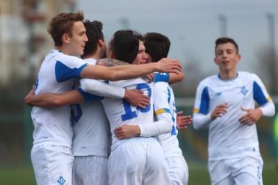 Чемпіонат U19. «Колос» – «Динамо». Кияни не залишили шансів супернику