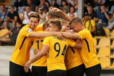 Букмекери назвали команду, яка фінішує на третьому місці в чемпіонаті України