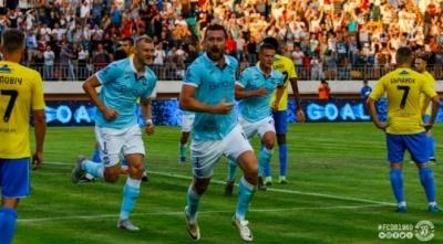 Мілевський вперше в сезоні забив за «Динамо» Брест