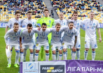 Визначився наступний суперник «Динамо» в Прем'єр-лізі