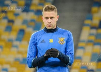 Артем Кравець виставив на благодійний аукціон футболку збірної України