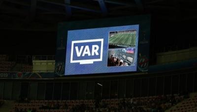 В Суперкубке Украины-2019 VAR будет работать в тестовом режиме