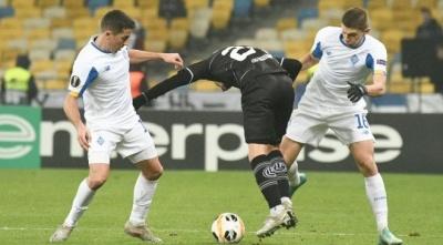 «Динамо» вперше з 2011-го року не вийшло з групи Ліги Європи