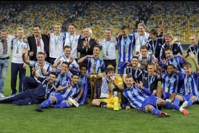 Как изменился состав «Динамо» с последней победы в Кубке. В основе остался один игрок