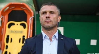 Ребров: «Запросив би з «Динамо» кількох виконавців, але наразі вони ключові гравці команди»