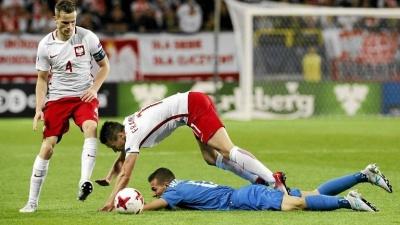 Кендзьора дебютував за національну збірну Польщі