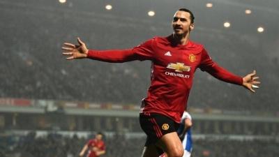 «Adidas» почав продавати футболки «Манчестер Юнайтед» з прізвищем Ібрагімовича