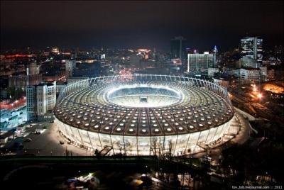 На НСК «Олімпійський», починаючи з матчу «Динамо» - «Олімпіакос», можна буде потрапити за допомогою смартфона