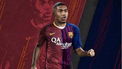 «Барселона» перехопила Малькома у «Роми» в останній момент