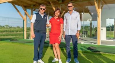 Шевченко в компанії екс-регіонала відсвяткував день народження федерації гольфу