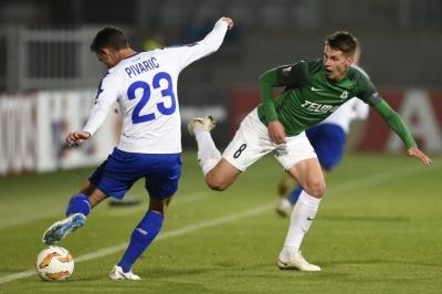 Чешская газета оценила действия футболиста «Яблонца» в матче с «Динамо» «двойкой»