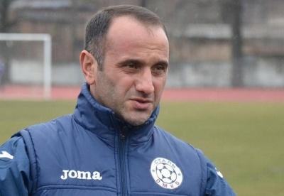 Єгіше Мелікян – найкращий тренер 1-го туру УПЛ