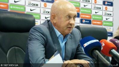 Микола Павлов: «Щиро радий за молодь, яка виховується в «Динамо»