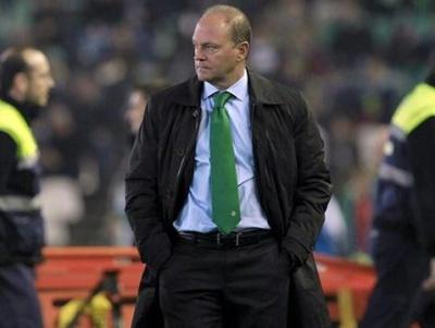 «Бетіс» звільнив тренера