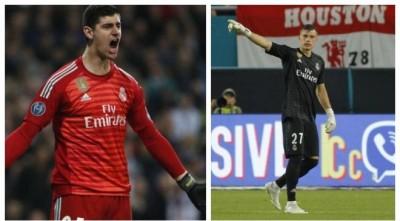 «Реал» визнав, чим Лунін кращий за Куртуа – порівняння, яке може не сподобатись бельгійцеві