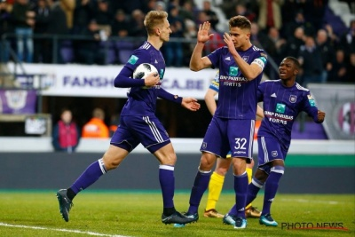 Теодорчик вперше з жовтня забив за «Андерлехт»