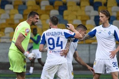 «Динамо» продовжило гольову та переможну серії