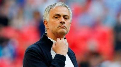 Моурінью склав список гравців, яких планує придбати в «Манчестер Юнайтед» вже взимку