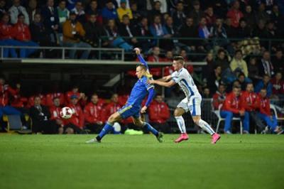 Нічия на користь Словаччини. EURO-2016. Відбірковий турнір