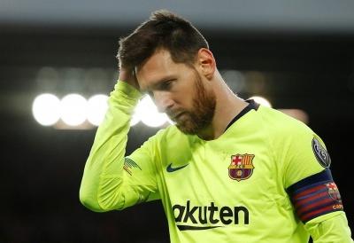 Роналдо: «Усі чомусь забувають про Мессі, коли «Барселона» програє»