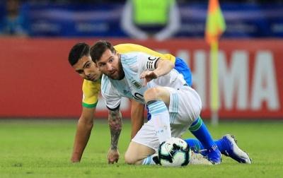 Арбітр: «Я не втрачав контроль над матчем Бразилія — Аргентина»