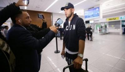Самбрано поскаржився на відсутність ігрової практики в «Динамо»