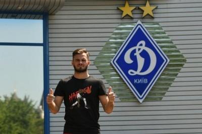 Официально. Булеца подписал с «Динамо» новый контракт и отправился в аренду в СК «Днепр-1»